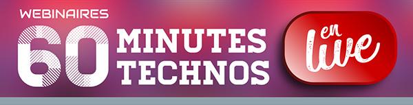 60 MINUTES TECHNOS en LIVE